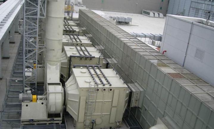 活性炭废气处理案例