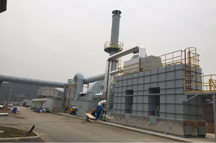 预处理+沸石转轮浓缩+RTO  VOCs处理工艺